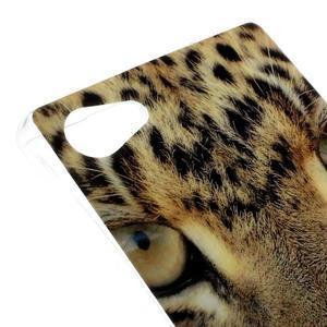 Gelový obal na mobil Sony Xperia Z5 Compact - leopard - 4