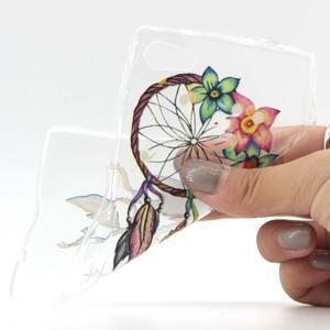 Transparentní gelový obal na Sony Xperia Z5 Compact - dream - 4