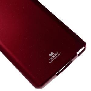 Jells gelový obal na mobil Xiaomi Mi Note - červený - 4