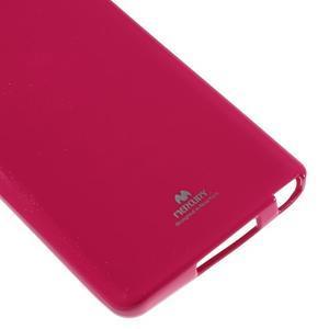 Jells gelový obal na mobil Xiaomi Mi Note - rose - 4