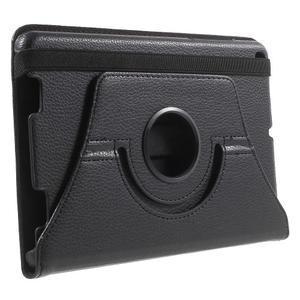 Otočné polohovatelné pouzdro na Xiaomi Mi Pad 2 - černé - 4