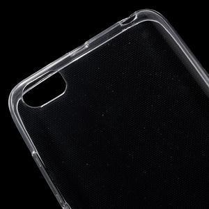 Ultratenký gelový obal na Xiaomi Mi5 - transparentní - 4