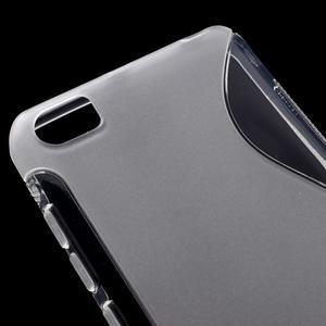 S-line gelový obal na mobil Xiaomi Mi5 - transparentní - 4