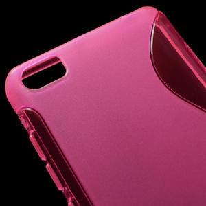 S-line gelový obal na mobil Xiaomi Mi5 - rose - 4