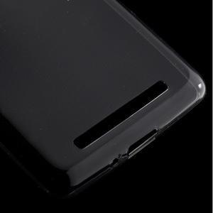 Ultratenký slim gelový obal na mobil Xiaomi Redmi 3 Pro - šedý - 4