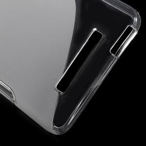 S-line gelový obal na mobil Xiaomi Redmi Note 2 - transparentní - 4