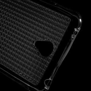 Diamonds gelový obal na Xiaomi Redmi Note 2 - transparentní - 4