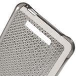 Diamonds gelový obal na Xiaomi Redmi Note 2 - šedý - 4/6