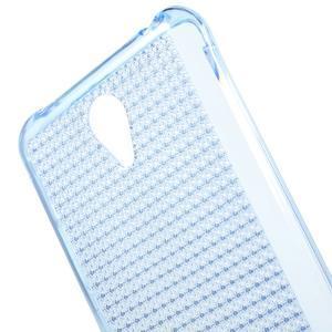 Diamonds gelový obal na Xiaomi Redmi Note 2 - modrý - 4