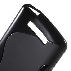 S-line gelový obal na Xiaomi Redmi Note 3 - černý - 4