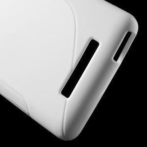S-line gelový obal na Xiaomi Redmi Note 3 - bílý - 4