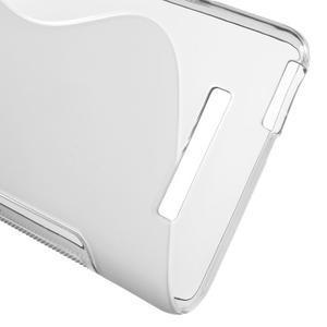 S-line gelový obal na Xiaomi Redmi Note 3 - šedý - 4