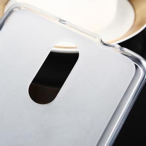 Matný gelový obal na Xiaomi Redmi Note 3 - bílý - 4