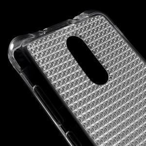 Diamonds gelový obal na Xiaomi Redmi Note 3 - transparentní - 4