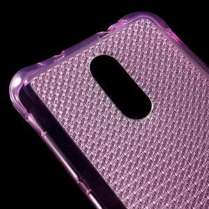 Diamonds gelový obal na Xiaomi Redmi Note 3 - rose - 4