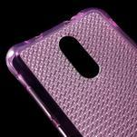 Diamonds gelový obal na Xiaomi Redmi Note 3 - rose - 4/5