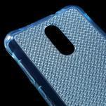 Diamonds gelový obal na Xiaomi Redmi Note 3 - modrý - 4/5