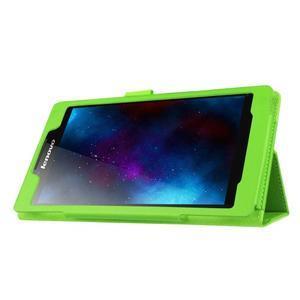 Dvoupolohové pouzdro na tablet Lenovo Tab 2 A7-20 - zelené - 4