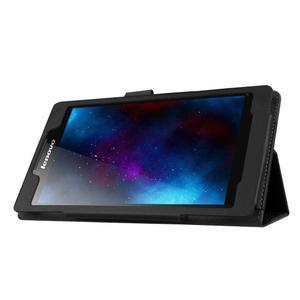 Dvoupolohové pouzdro na tablet Lenovo Tab 2 A7-20 - černé - 4