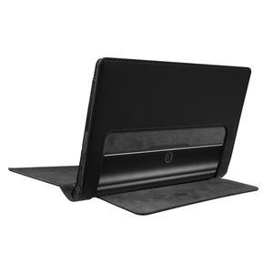 Safe PU kožené pouzdro na tablet Lenovo Yoga Tab 3 8.0 - černé - 4
