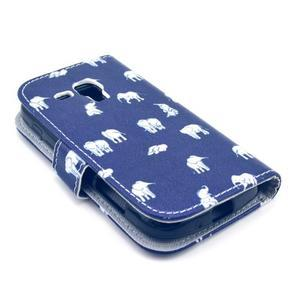 Safety pouzdro pro Samsung Galaxy S Duos/Trend Plus - sloníci - 4