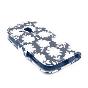 Safety pouzdro pro Samsung Galaxy S Duos/Trend Plus - kytičky - 4