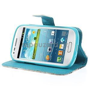 Pouzdro na mobil Samsung Galaxy S3 mini - Eiffelka - 4