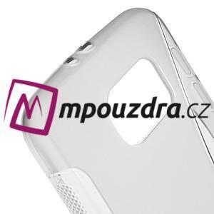 Gelové s-line pouzdro na Samsung Galaxy S6 - šedé - 4