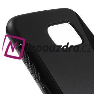 Gelové s-line pouzdro na Samsung Galaxy S6 - černé - 4