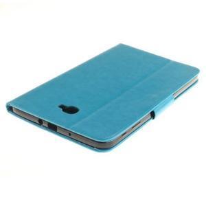 Dandelion PU kožené pouzdro na Samsung Galaxy Tab A 10.1 (2016) - modré - 4
