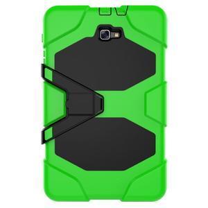 Armory 3v1 odolný obal na tablet Samsung Galaxy Tab A 10.1 (2016) - zelený - 4