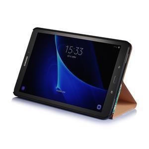 Picture polohovatelné pouzdro na Samsung Galaxy Tab A 10.1 (2016) - strom - 4