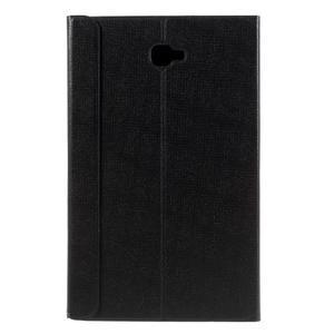 Flippy stylové pouzdro na Samsung Galaxy Tab A 10.1 (2016) - černé - 4