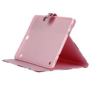 Emotive pouzdro na tablet Samsung Galaxy Tab S2 9.7 - soví rodinka - 4