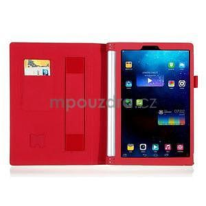 Ochranné pouzdro na Lenovo Yoga Tablet 2 10.1 - červené - 4
