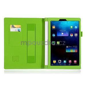 Ochranné pouzdro na Lenovo Yoga Tablet 2 10.1 - zelené - 4
