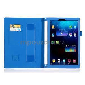 Ochranné pouzdro na Lenovo Yoga Tablet 2 10.1 - modré - 4