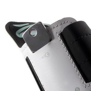 Fittsport pouzdro na ruku pro mobil do rozměrů 143.4 x 70,5 x 6,8 mm - bílé - 4