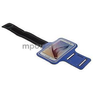 Gyms pouzdro na běhání pro mobily do 143 x 70 mm - tmavě modré - 4