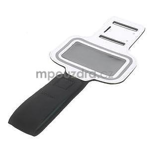 Jogy běžecké pouzdro na mobil do 125 x 60 mm - bílé - 4