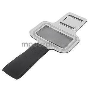 Jogy běžecké pouzdro na mobil do 125 x 60 mm - šedé - 4