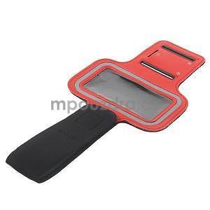 Jogy běžecké pouzdro na mobil do 125 x 60 mm - červené - 4