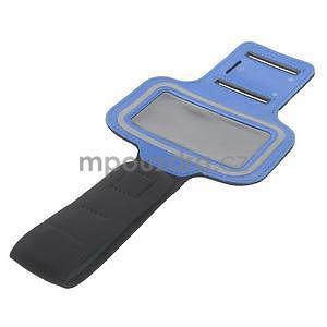 Jogy běžecké pouzdro na mobil do 125 x 60 mm - modré - 4