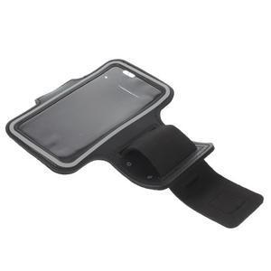 Gymfit sportovní pouzdro pro telefon do 125 x 60 mm - černé - 4