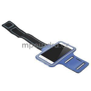Gymfit sportovní pouzdro pro telefon do 125 x 60 mm - tmavě modré - 4