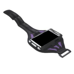 Fit pouzdro na mobil až do velikosti 160 x 85 mm - fialové - 4