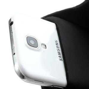 Sports Gym pouzdo na ruku pro velikost mobilu až 140 x 70 mm - černé - 4
