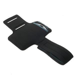 Fitsport pouzdro na ruku pro mobil do velikosti až 145 x 73 mm - oranžové - 4