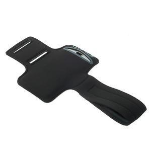 Fitsport pouzdro na ruku pro mobil do velikosti až 145 x 73 mm - zelené - 4