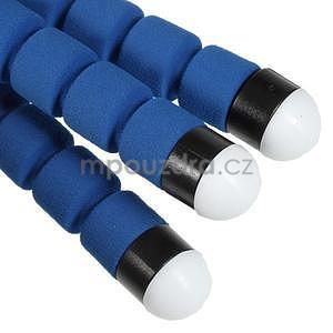 Trojnožkový stativ pro mobilní telefony - modrý - 4